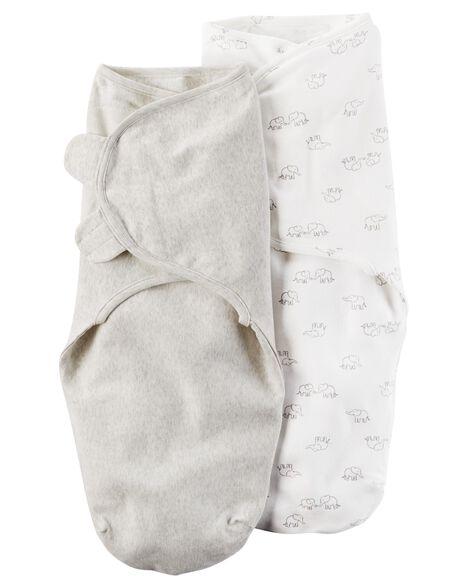 bd03a17f8 2-Pack Babysoft Swaddle Blankets | Carters.com