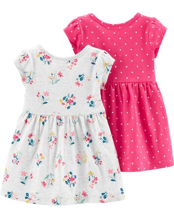 f58d5db1862 Baby Girl Dresses | Carter's | Free Shipping