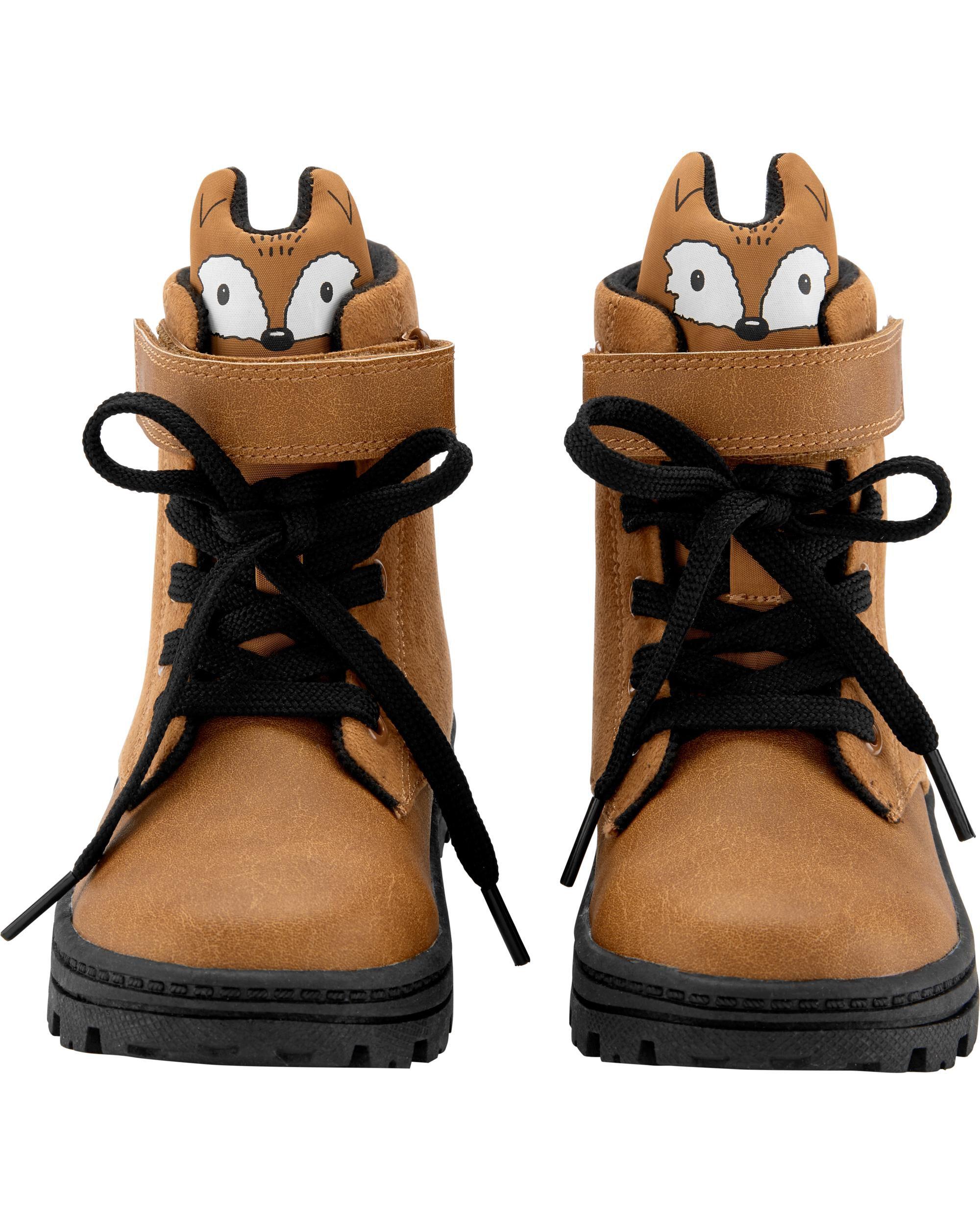 Carter's Fox Hiking Boots