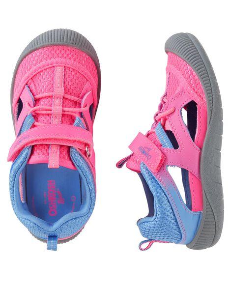 1a7b4f7944bf10 Toddler Girl OshKosh Bump Toe Athletic Sandals