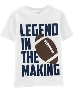 Legend Football Slub Jersey Tee