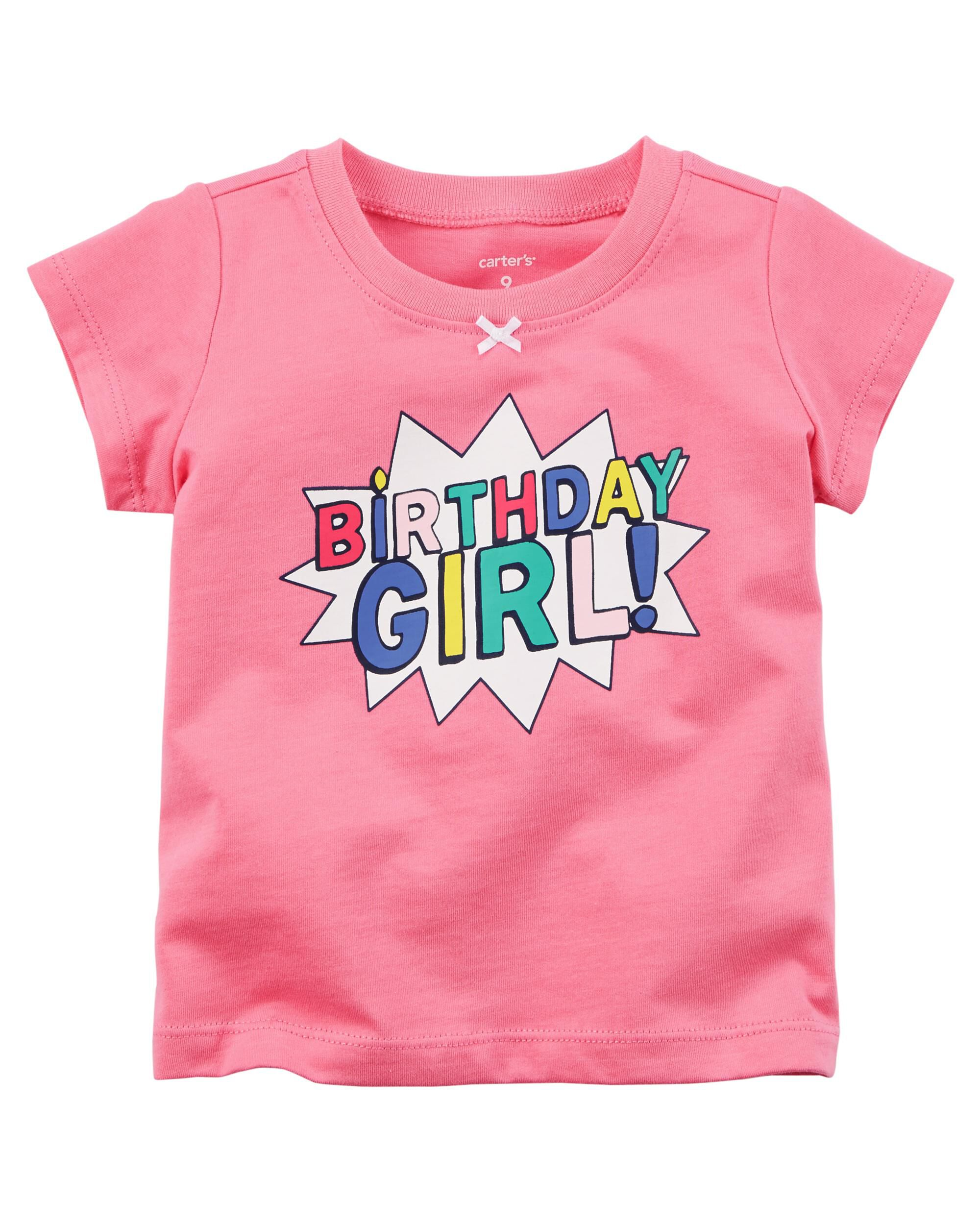 92090512a Birthday Girl Tee