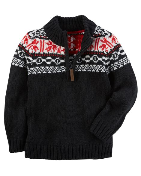 1dc0d95aa Holiday Sweater | Carters.com