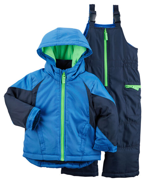 e45a3e288add Snowsuit Set