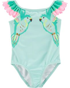 f0d9c1ae5bcff Baby Girl Swimsuits, Bathing Suits & Swimwear | Carter's | Free Shipping