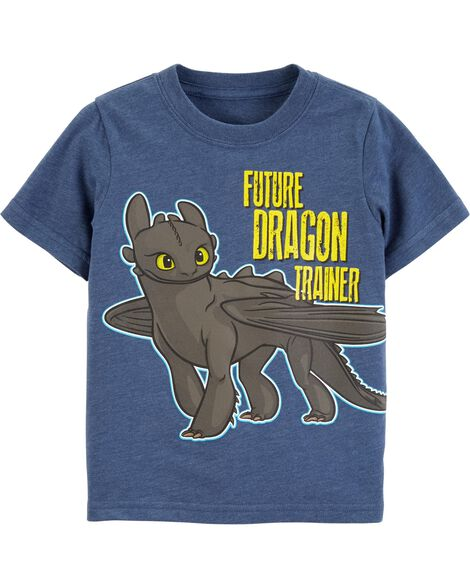 64833b029e6c How To Train Your Dragon Tee | Carters.com