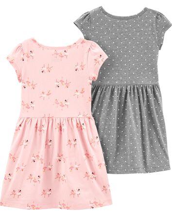 cf916cdf94d Toddler Girl Dresses | Carter's | Free Shipping