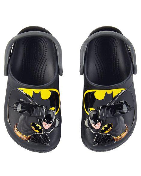 70d28e6a8cd604 Crocs Fun Lab Batman Clog ...