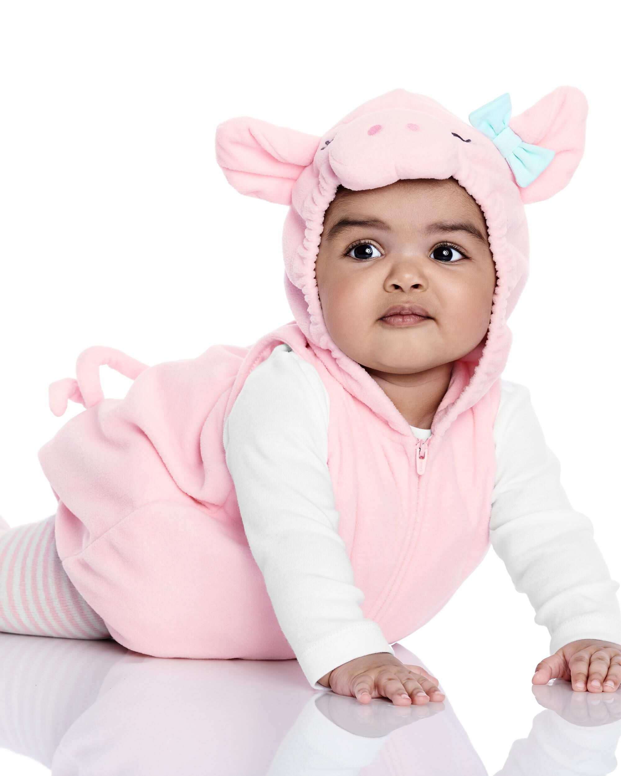 baby boy little pig halloween costume | carters