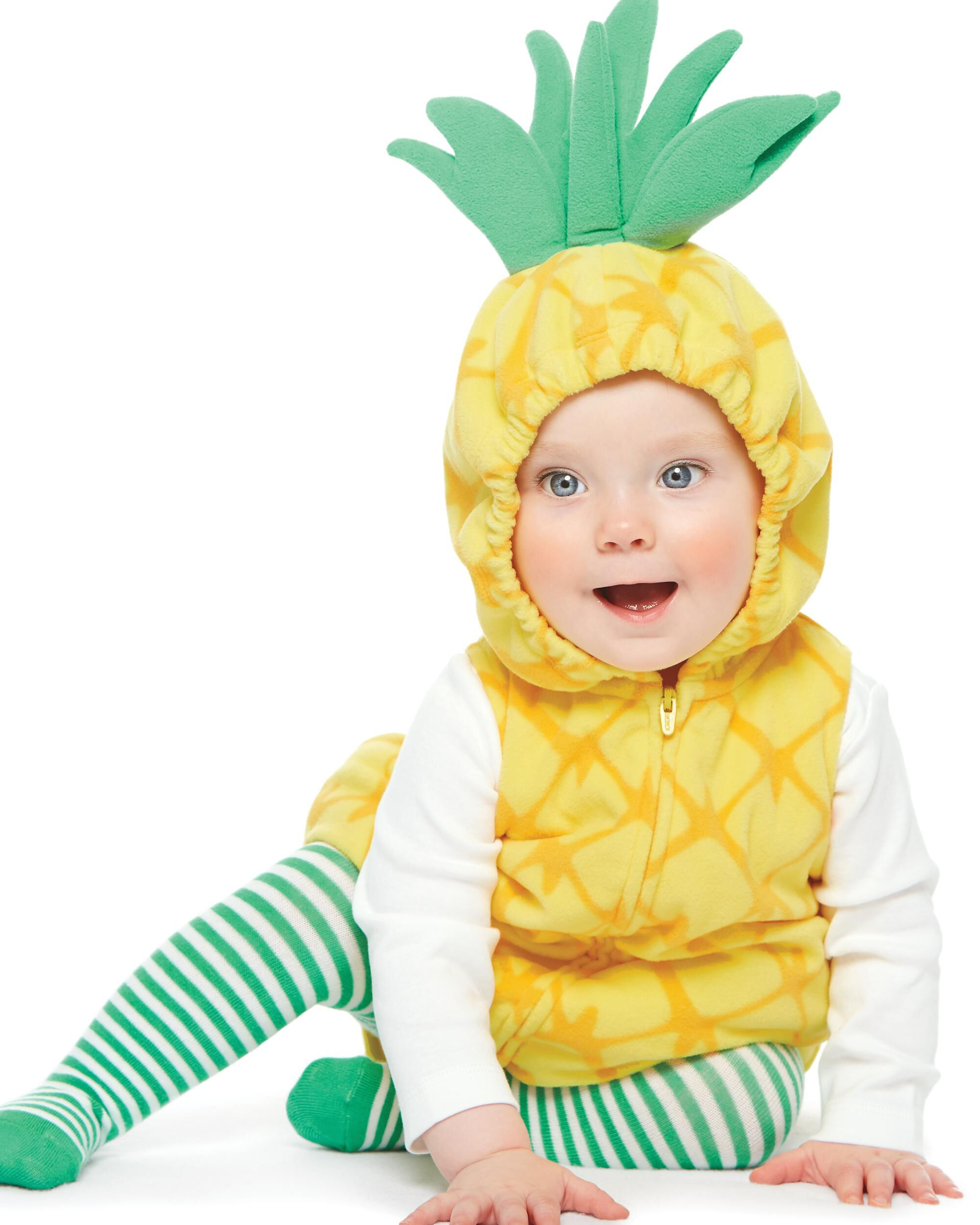 little pineapple halloween costume carters