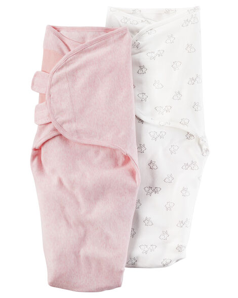 3a52ffb27 2-Pack Babysoft Swaddle Blankets