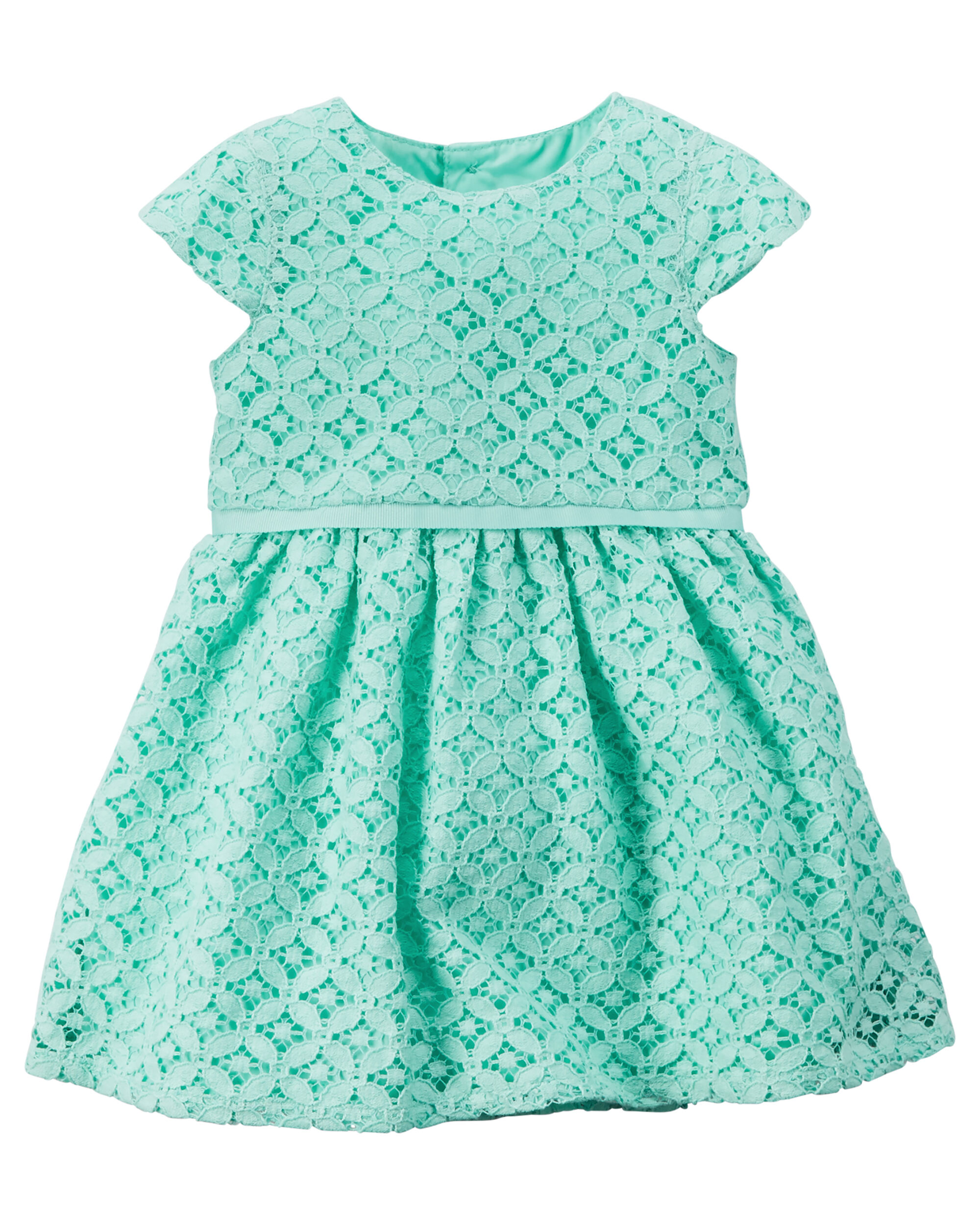 Geo Lace Dress. Loading zoom  sc 1 st  Carteru0027s & Geo Lace Dress | Carters.com