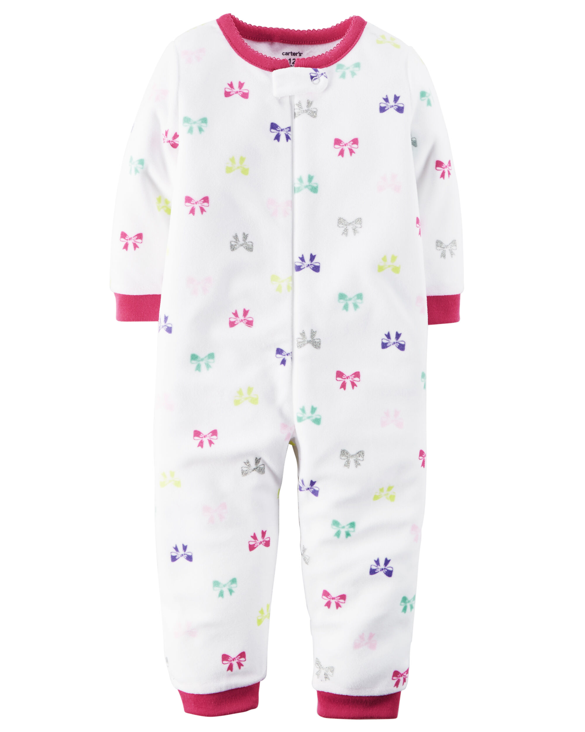 carters pjs fit zoom loading snug v baby sleeper clearance cotton footless sleepers boy one piece