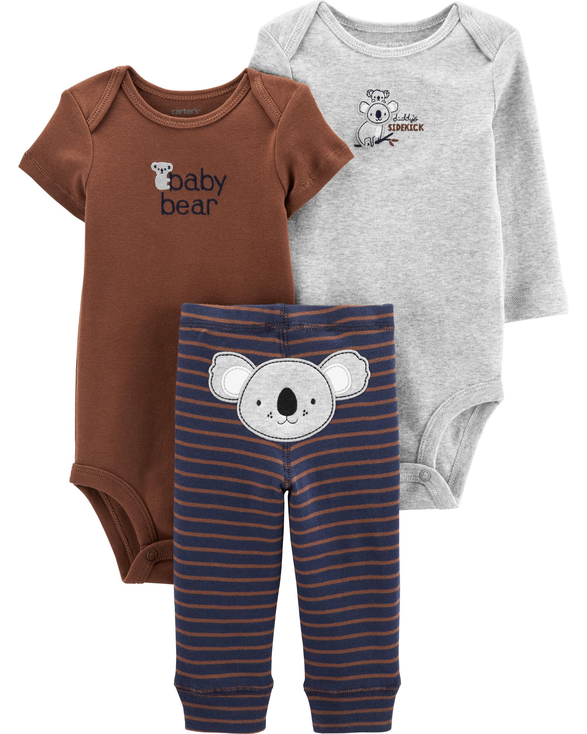 Sleep Suit Baby Boy All in One Outfit in a Nautical Style by Little Gent.