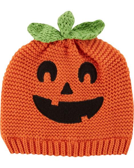 a0687f8d9 Halloween Pumpkin Hat | Carters.com