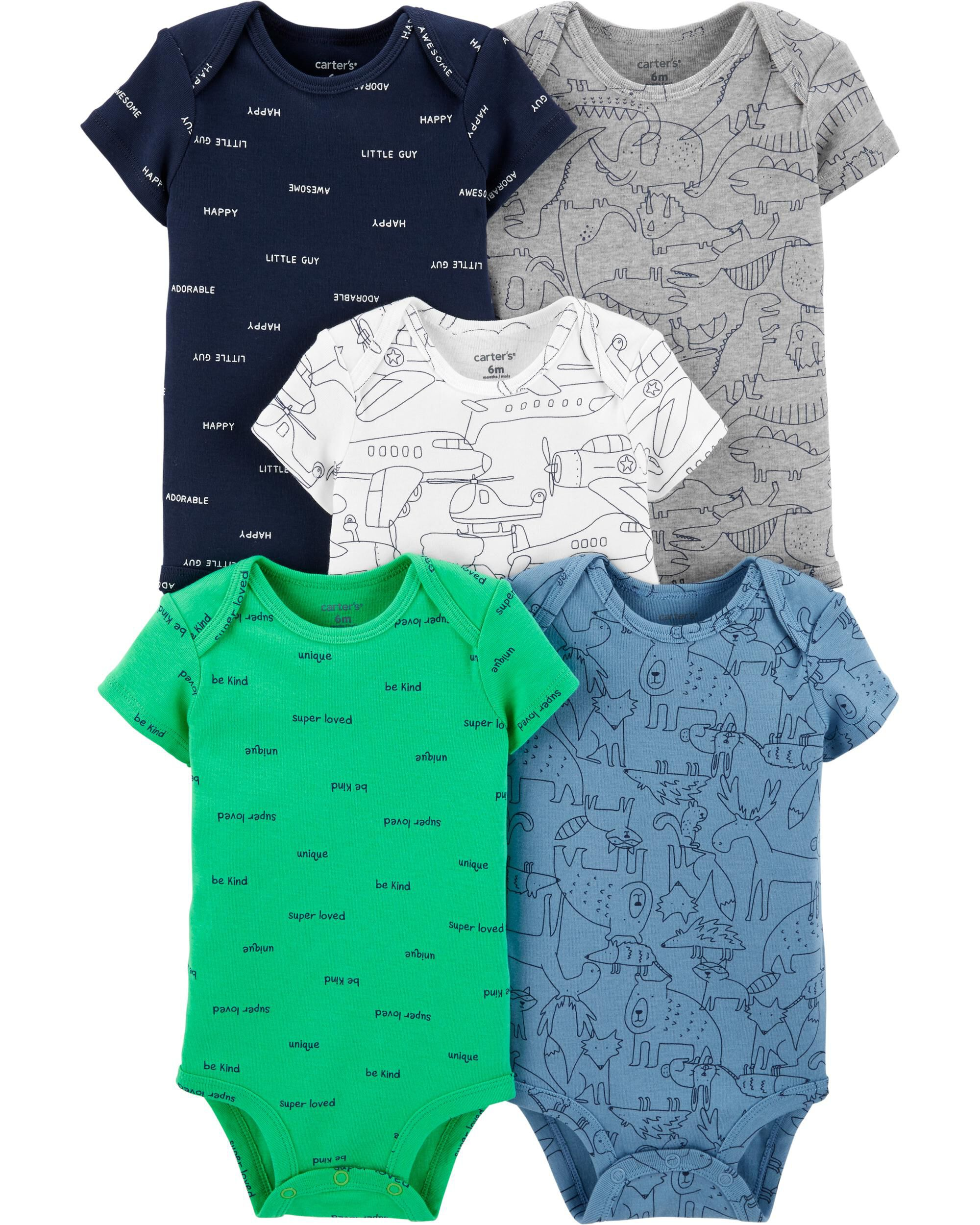 navy kids fashion 1T 2T 3T 4T 5T 3-9 m top boys toddler Pretty Fly t-shirt