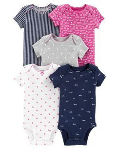 c645e36a0089 Baby Girl Bodysuits