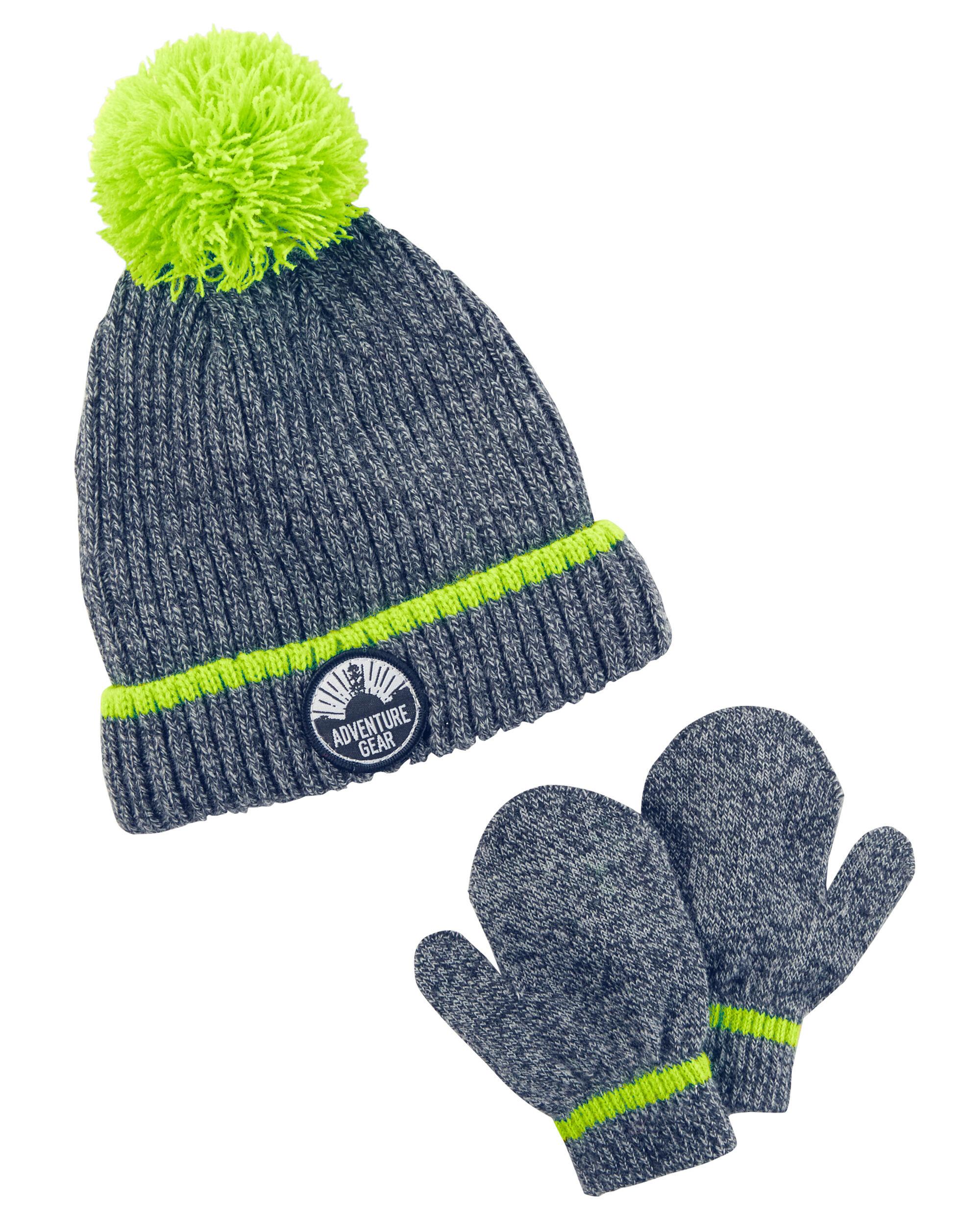3fb723118 Hat   Glove Set