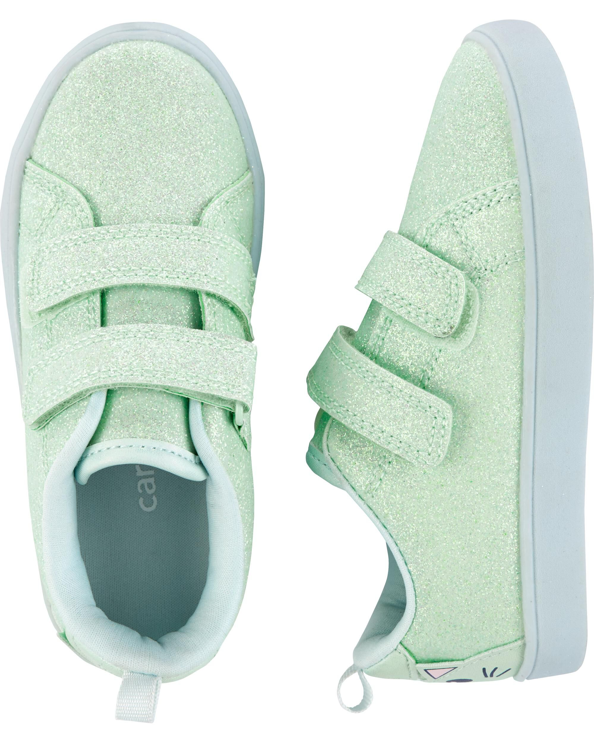 *CLEARANCE* Carter's Glitter Kitty Casual Sneakers