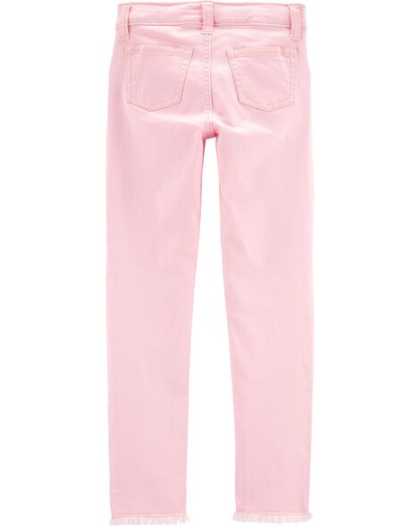 5-Pocket Twill Pants