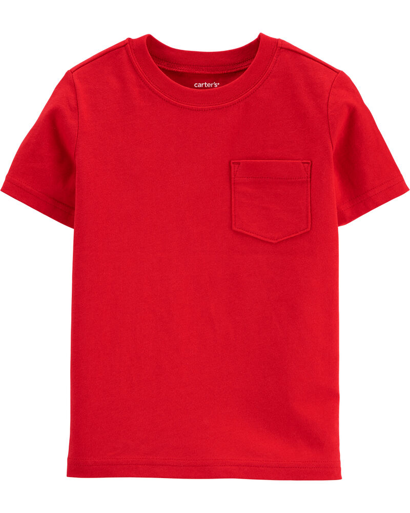 carters Pocket Jersey Tee