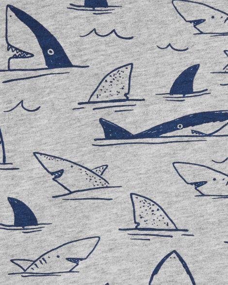Shark Jersey Henley