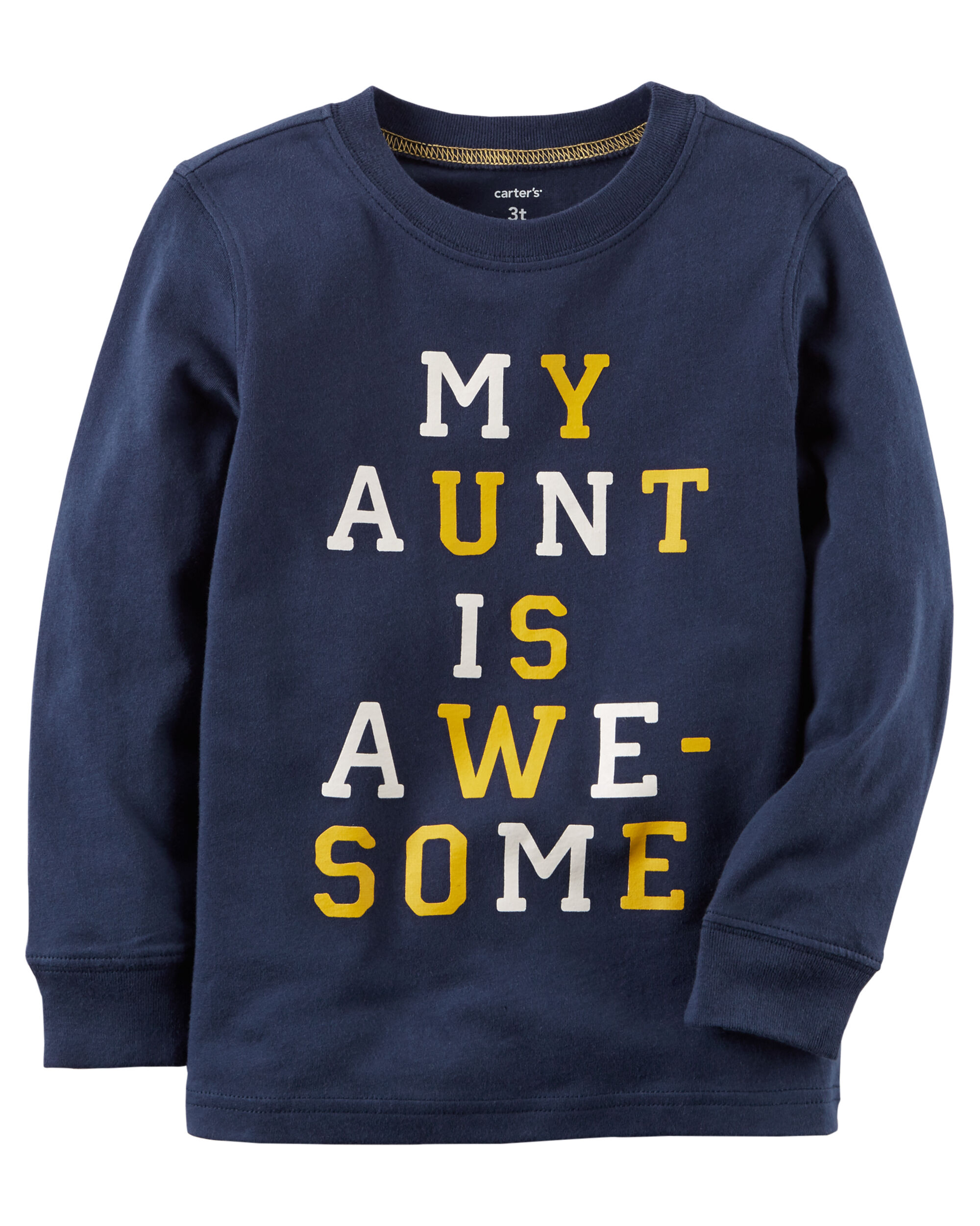7e1e1aea0 Everyday Essentials Awesome Aunt Tee. Loading zoom