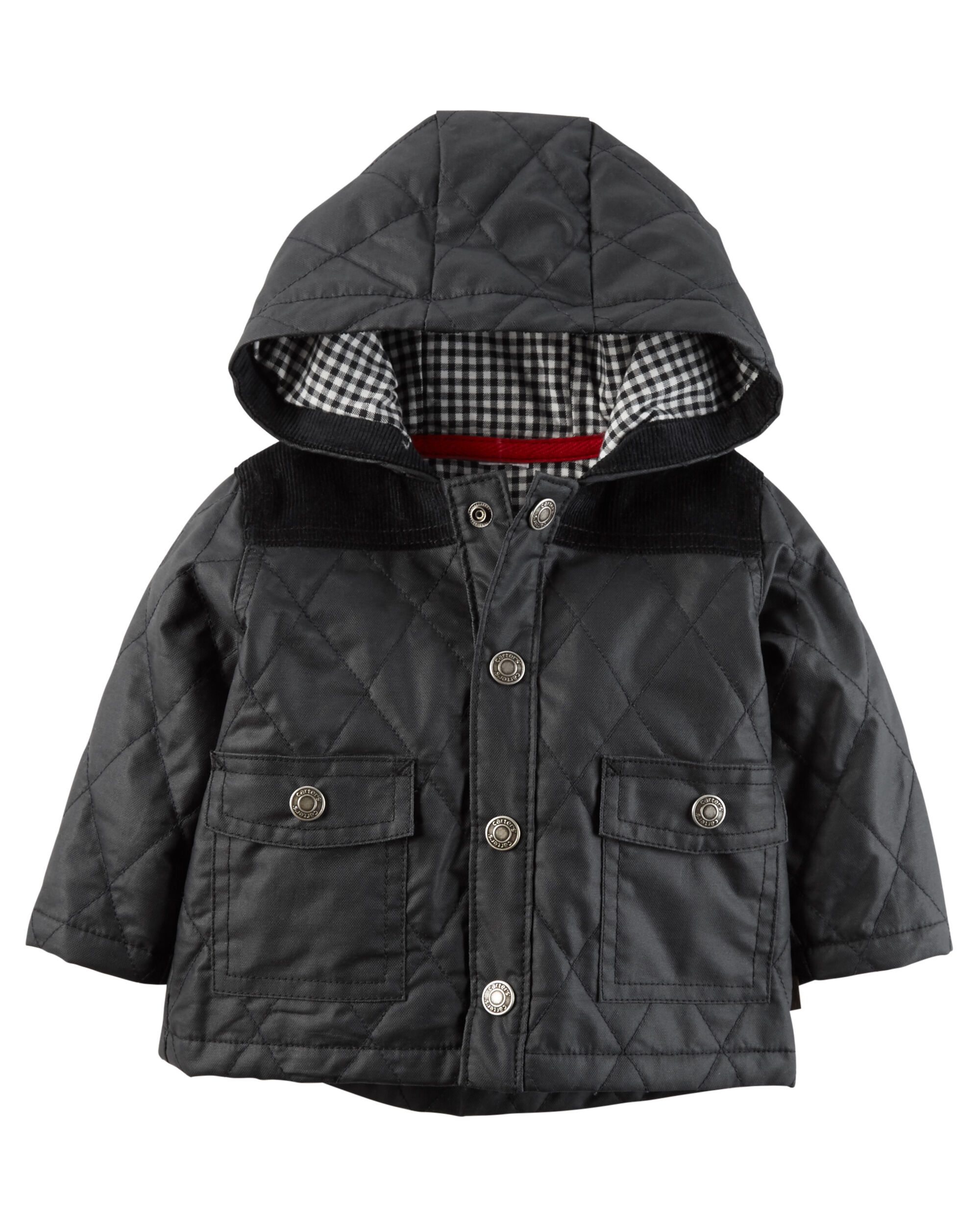 Quilted Cardigan Jacket | Carters.com : quilted cardigan - Adamdwight.com