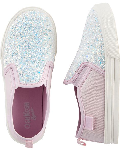 9cb94d7a54001a OshKosh Sparkle Slip-On Shoes ...