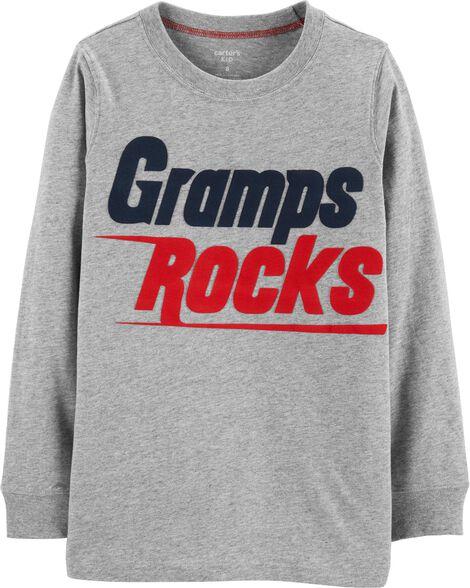 b9d491b098 Gramps Rocks Family Tee