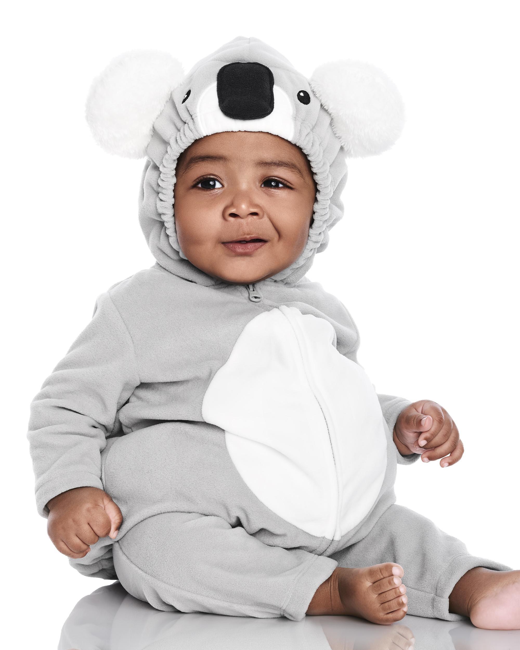 Little Koala Halloween Costume  sc 1 st  Carteru0027s & Baby Boy Halloween Costumes u0026 Outfits | Carteru0027s | Free Shipping