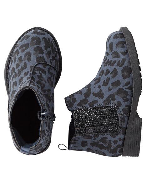 OshKosh Leopard Print Booties