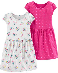 57a9bd49779b2 Toddler Girls Dresses & Rompers| Carter's | Free Shipping