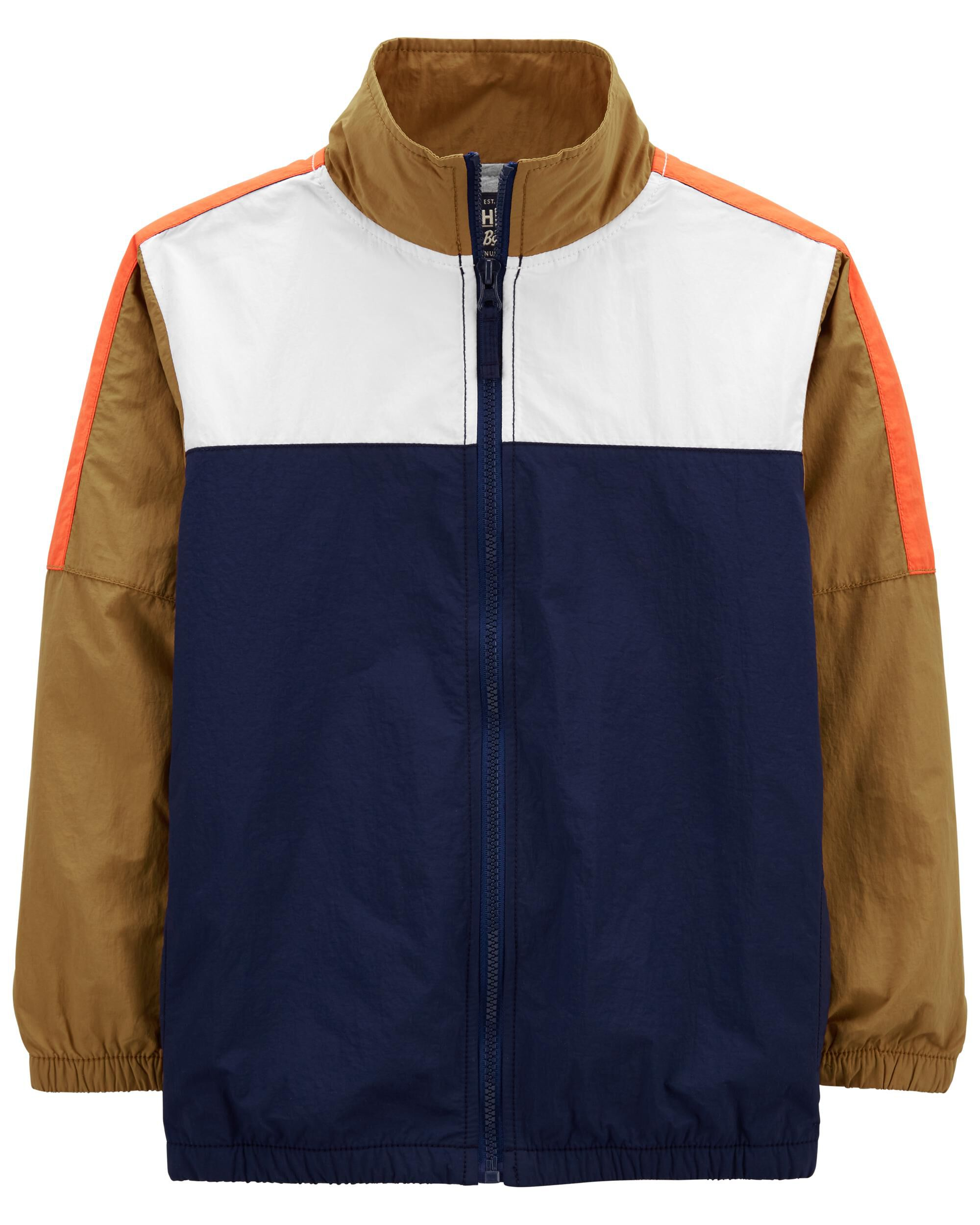 *CLEARANCE* Jersey-Lined Active Jacket
