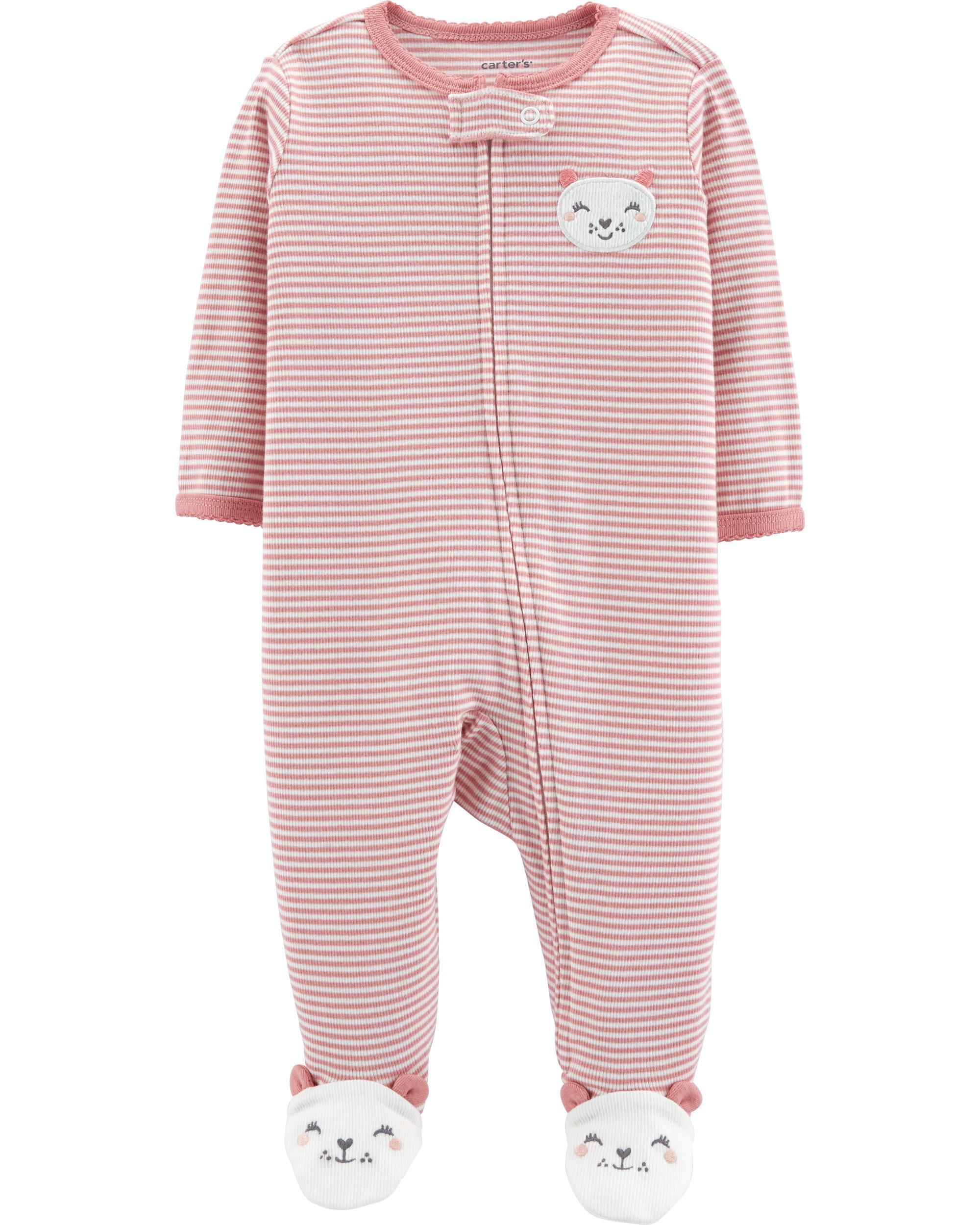 Mouse Zip-Up Cotton Sleep   Play  662220718