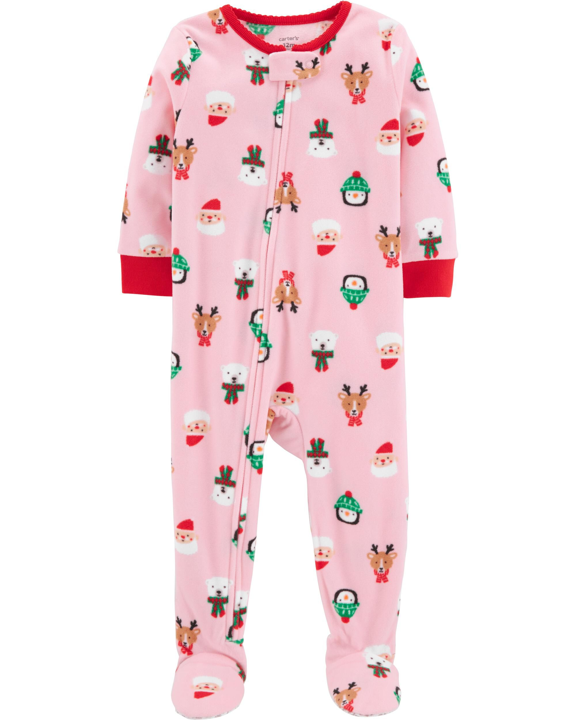 Objective Carters Baby Girl One Piece Dress 18 Months Pink