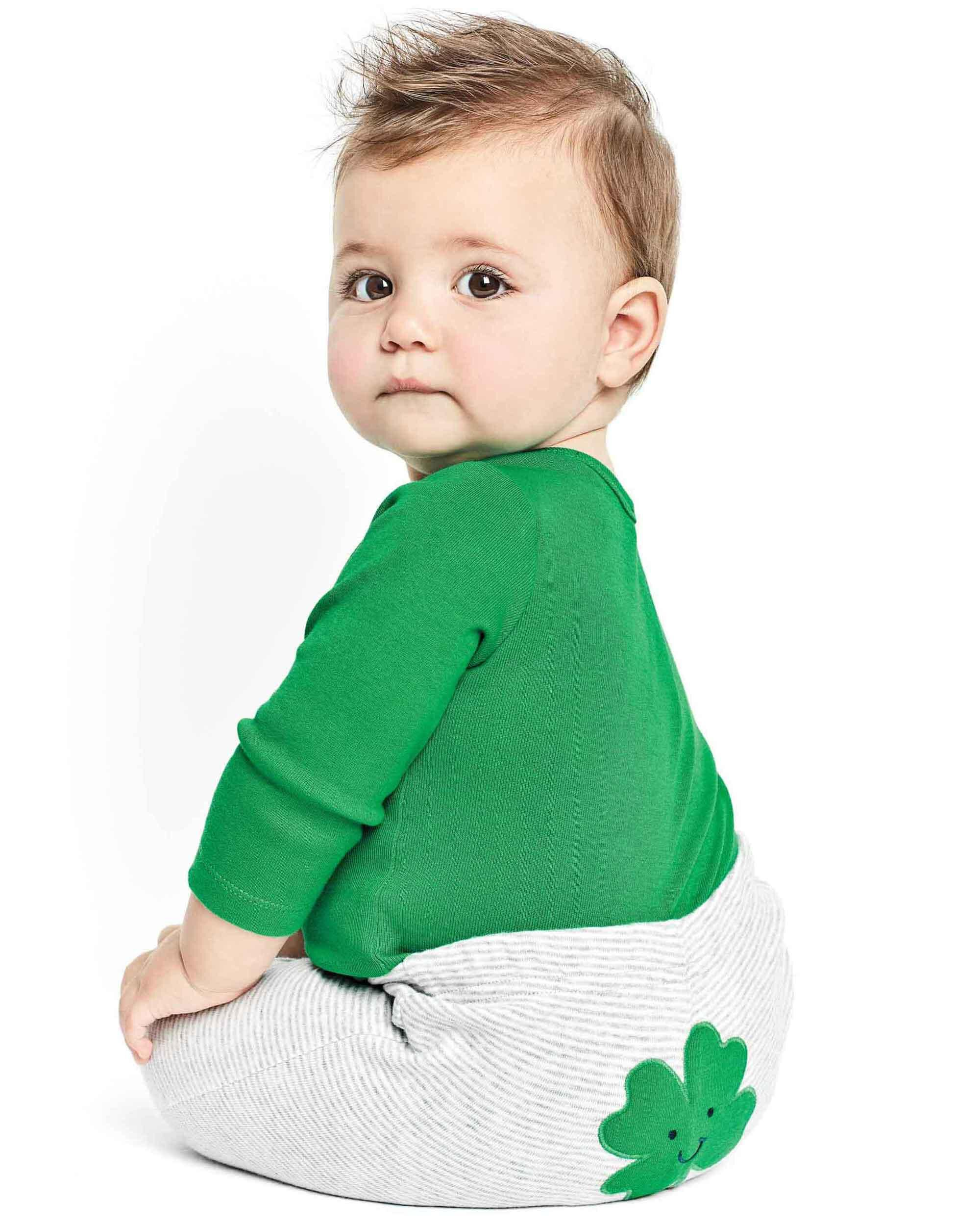 2-Piece St. Patrick s Day Bodysuit Pant Set ... 9d8f9856c8b4