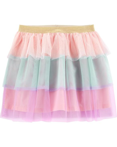 e945662f3 Images. Rainbow Tutu Skirt. Loading zoom