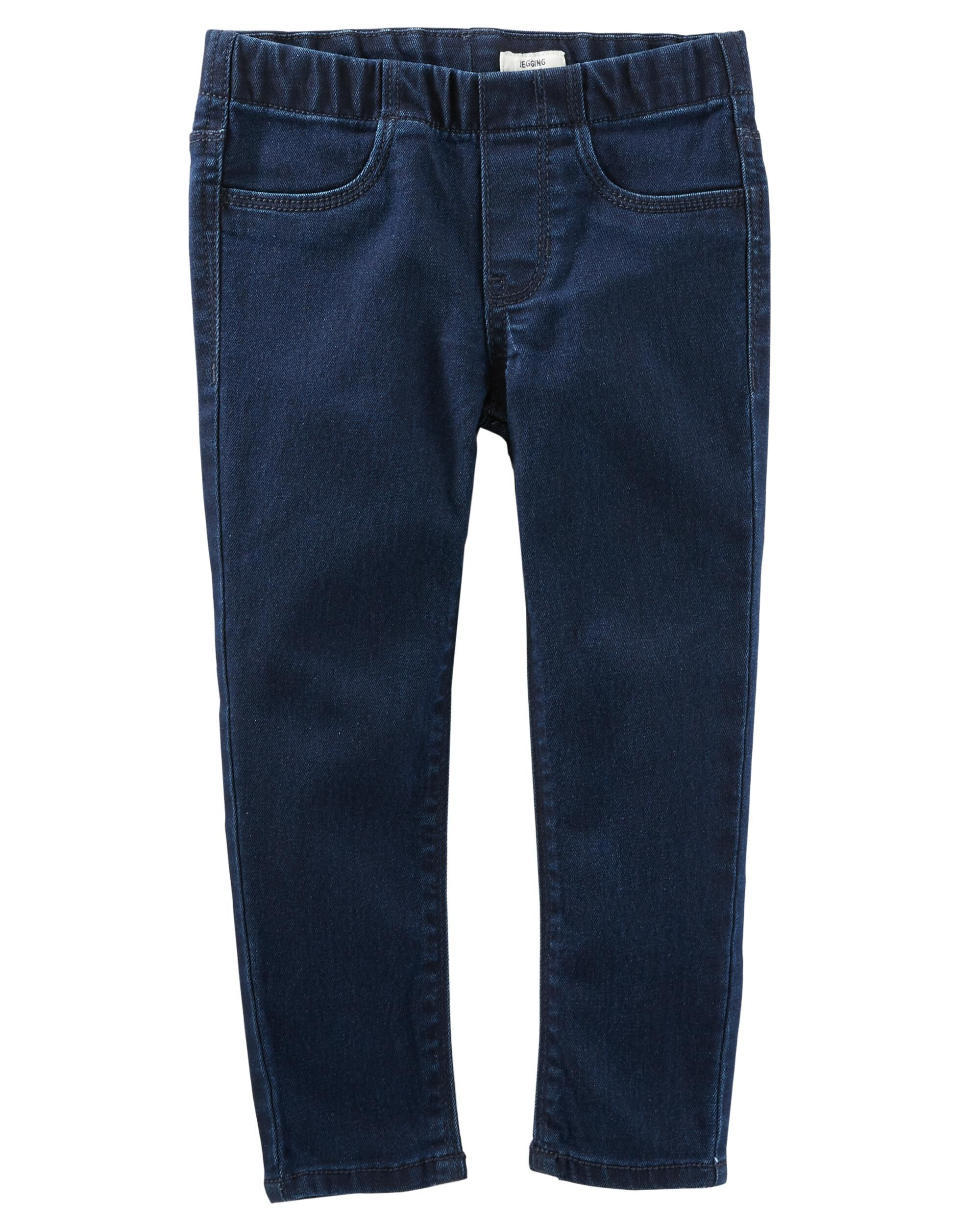 *DOORBUSTER* Pull-On Jeggings - Cornwall Wash