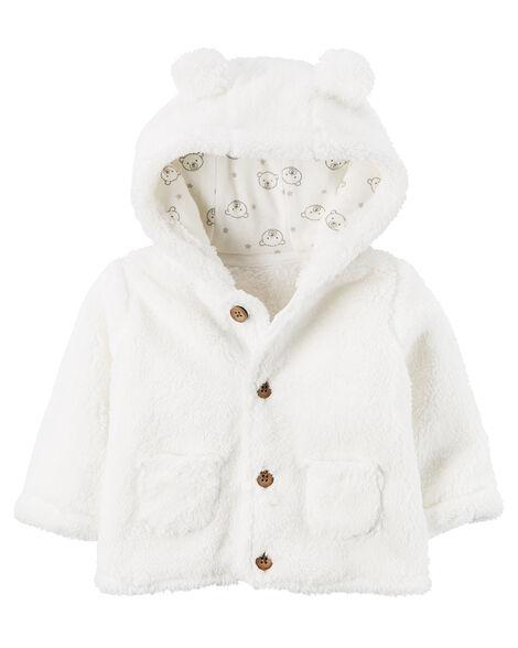 bb504f5babe7 Sherpa Hooded Jacket