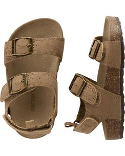 a53e47876e2e Carter s Buckle Cork Sandals