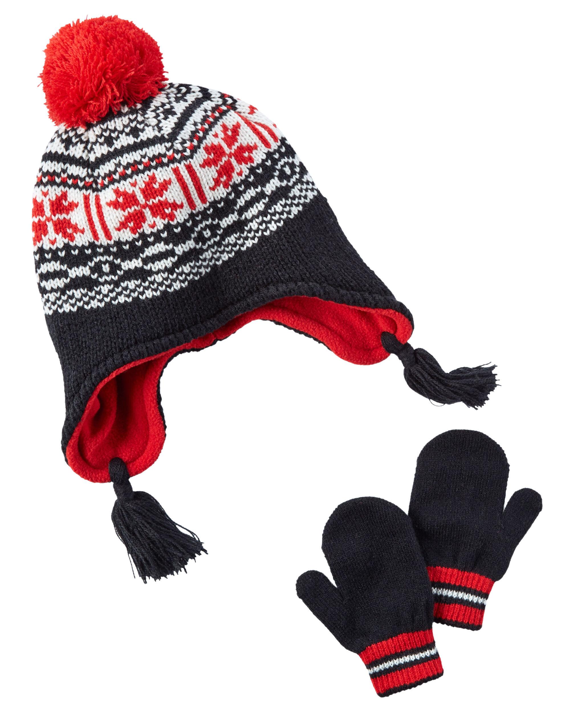b882dff1c6d Images. Hat   Glove Set