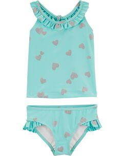 310a6861d Toddler Girl Swimwear: Bathing & Swim Suits | Carter's | Free Shipping