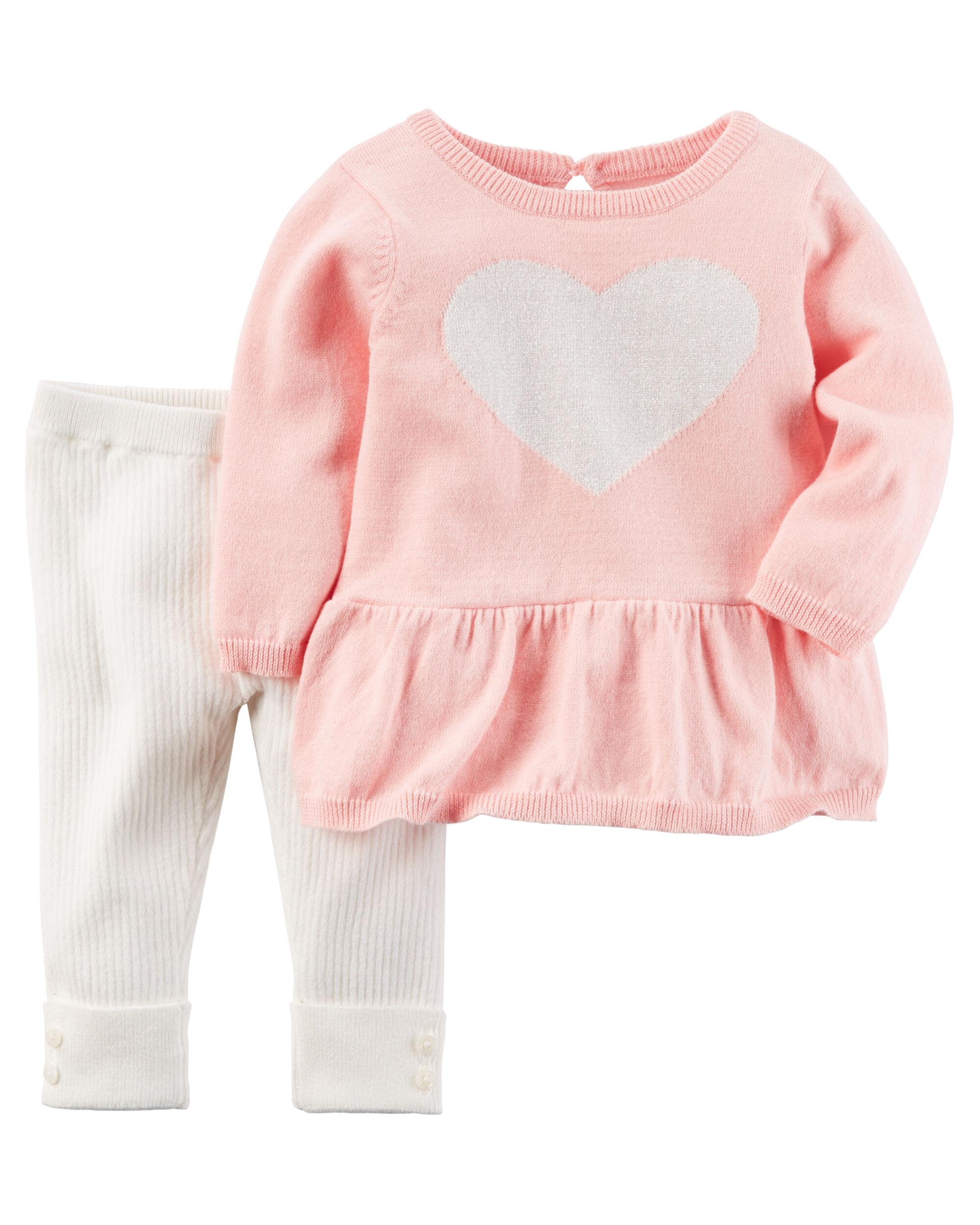 2-Piece Little Sweater Set | Carters.com