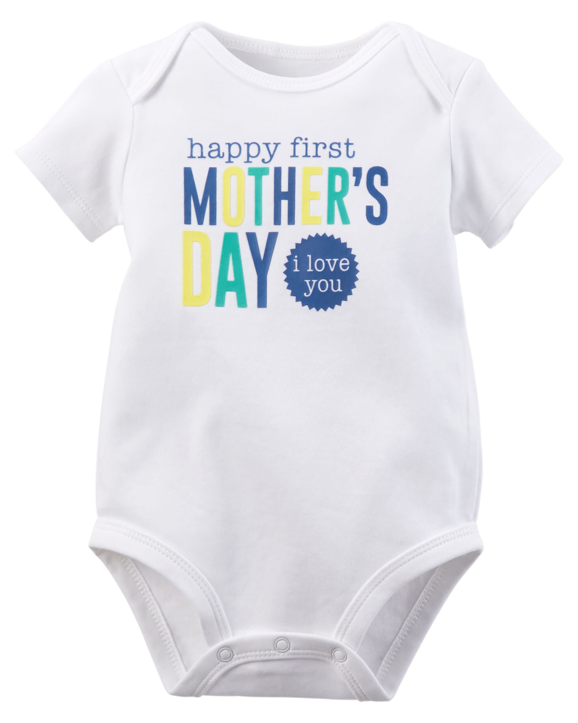 First Mother s Day Bodysuit