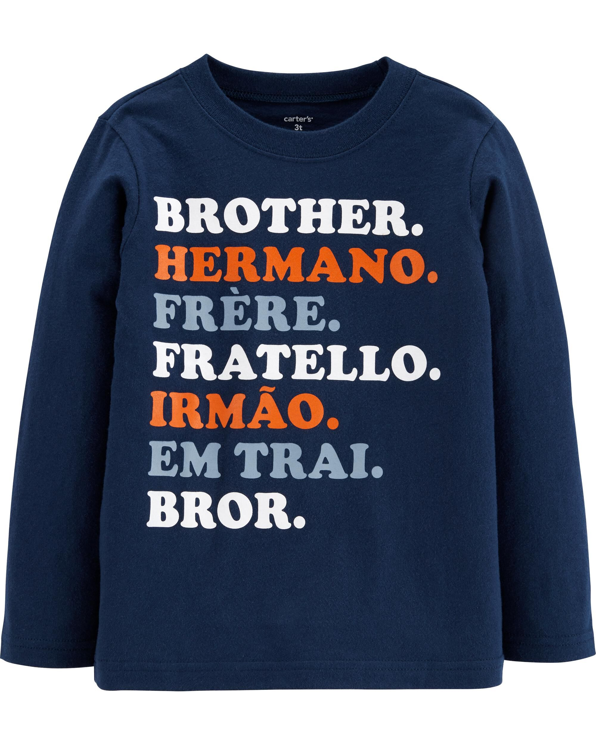 *CLEARANCE* Brother Jersey Tee
