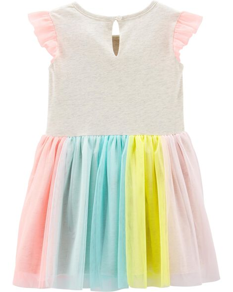 402c2d4fb Rainbow Tutu Dress | Carters.com