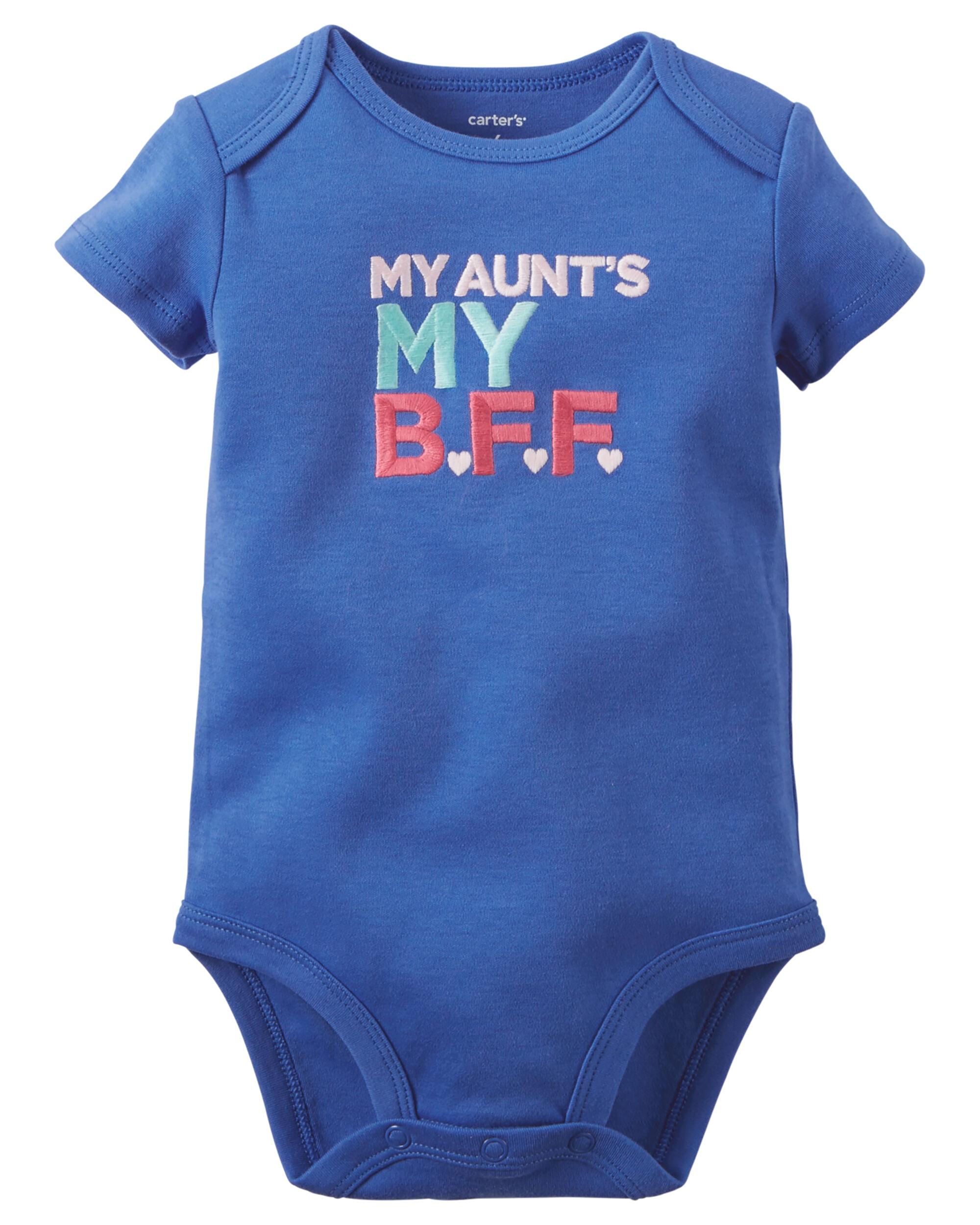 My Aunt s My BFF Bodysuit