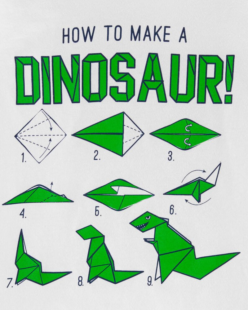 Buy 2 Pack Origami Dinosaur Duvet Cover And Pillowcase Set from ... | 1000x800
