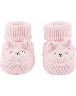 ccbc324fc Baby Girl Socks, Booties & Mittens | Socks & Booties | Carter's